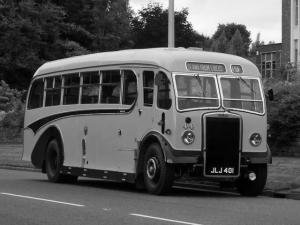 Leyland Tiger PS2/3 Burlingham