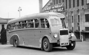 Leyland Tiger PS2/3 Burlingham (C37F) (UK) '1950