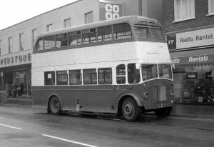 Leyland Titan PD2/3 Weymann (FH27/21D) (UK) '1950