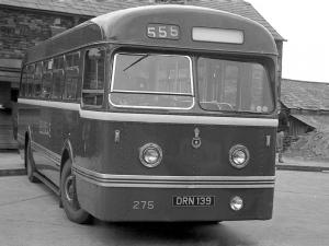 Leyland Olympic HR44 1951 года