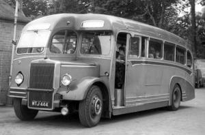 1951 Leyland Tiger PS1/1 King & Taylor