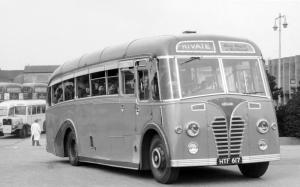Leyland Tiger PS1/1 Harrington (FC35F) (UK) '1952