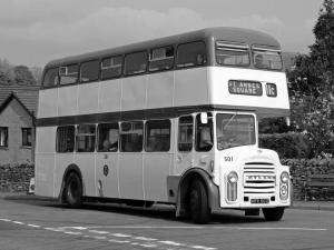 1959 Leyland Titan PD3A/1 Park Royal