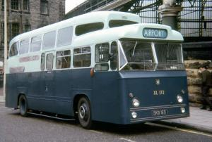 Leyland Royal Tiger MCW 1961 года