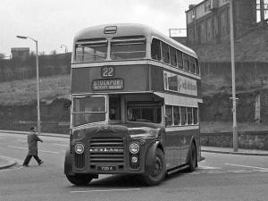 1963 Leyland Titan PD2A/30 East Lancs