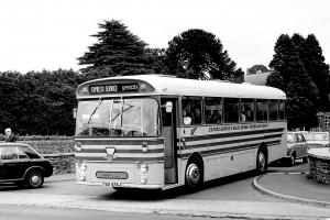 1971 Leyland Tiger Cub PSUC1/2 Willowbrook