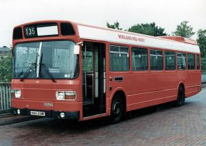 Leyland National 1151/1R/2501 1974 года