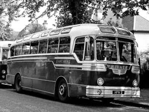 Leyland Tiger Duple Dominant Mk III 1981 года