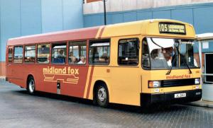 1994 Leyland National 11351/1R East Lancashire Coachbuilders Greenway
