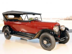Lincoln Model L 7-Passenger Touring 1923 года