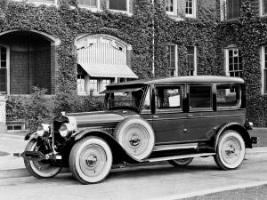 1924 Lincoln Model L Fleetwood Limousine