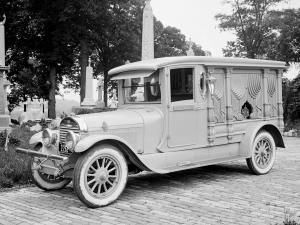 1924 Lincoln Model L Hearse Hanlon