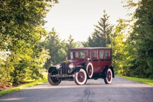 1925 Lincoln Model L Limousine by Brunn