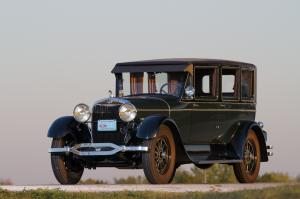 1927 Lincoln Model L Limousine