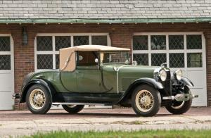 1929 Lincoln Model L Club Roadster by Locke
