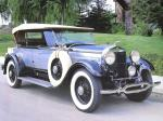 Lincoln Model L Dual Cowl Phaeton 1929 года
