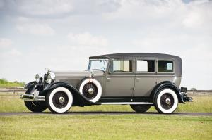 Lincoln Model K Enclosed Drive Limousine by Willoughby 1931 года