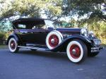 Lincoln Model K Sport Phaeton 1931 года