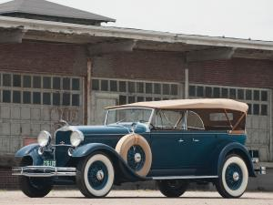1931 Lincoln Model L Dual Cowl Phaeton