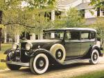 Lincoln Model KB 4-Door Sedan 1932 года