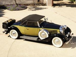 Lincoln Model KA Convertible Roadster by Murray 1933 года
