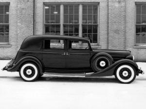 1935 Lincoln Model K 2-Window Berline by Judkins