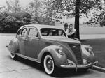 Lincoln Zephyr Sedan 1936 года