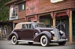 Lincoln Model K Convertible Victoria by Brunn 1937 года