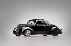 1937 Lincoln Zephyr Custom Coupe