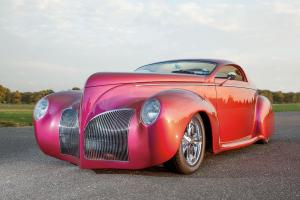 Lincoln Zephyr Custom Coupe 1938 года