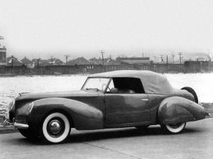 Lincoln Continental Mark I Prototype 1939 года