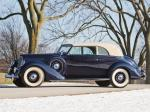 Lincoln Model K Convertible Victoria by Brunn 1939 года