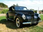 Lincoln Zephyr Convertible Coupe 1939 года