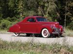 Lincoln Zephyr Coupe 1939 года