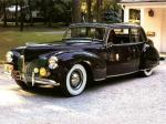 Lincoln Zephyr Continental Club Coupe 1940 года