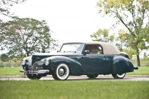1941 Lincoln Continental Resto-Rod Coupe