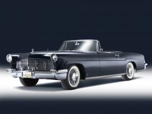 Lincoln Continental Mark II Convertible 1956 года