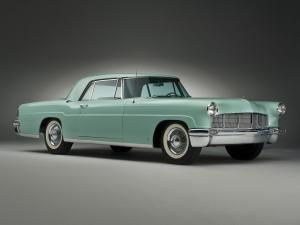 Lincoln Continental Mk II 1956 года