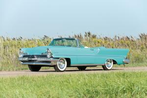 Lincoln Premiere Convertible 1957 года