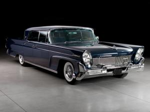 Lincoln Continental Mark III Landau 1958 года