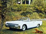 Lincoln Continental Convertible 1961 года