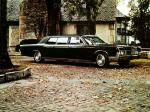 Lincoln Continental Executive Limousine by Lehmann-Peterson 1967 года