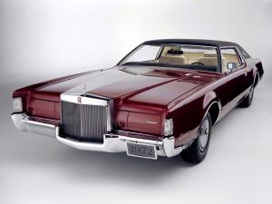 Lincoln Continental Mark IV 1972 года