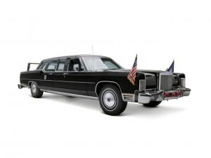 Lincoln Continental Presidential Limousine 1972 года