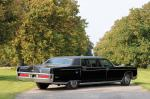 Lincoln Continental Stretch Limousine 1972 года