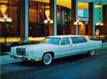 Lincoln Continental Executive Limousine by Moloney 1973 года