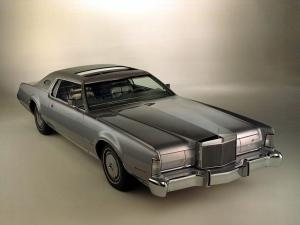 Lincoln Continental Mark IV 1973 года