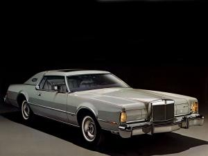 Lincoln Continental Mark IV Cartier Edition 1976 года