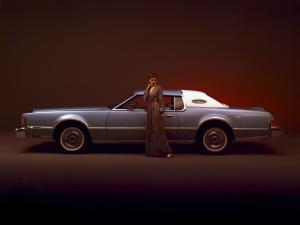 1976 Lincoln Continental Mark IV Givenchy Edition
