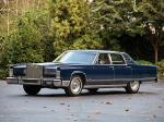 Lincoln Continental Town Car 1976 года